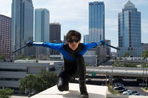 Nightwing 1 by jaxonlives