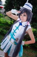 Love Live! - Wonderful Rush Nozomi by Xeno-Photography