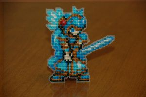 Valkyrie Profile: Lenneth by RetroStitch