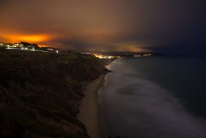 Pacifica Nighttime by FeralWhippet