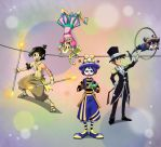The Trouble Circus by s0s2