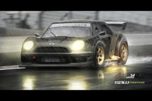 Mini one SuperGT_4 by yasiddesign