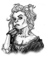 Mrs Lovett by shadowcatxavier