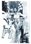 ECCC_SIN CITY by EricCanete
