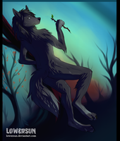 Werewolf by LowerSun