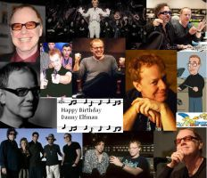 Happy Birthday Danny Elfman!! by Art--Pixie