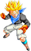 Trunks GT SS1 3 by alexiscabo1