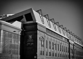 Main Stand, Ibrox Stadium by davidjearly