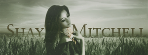 Shay Mitchell :3 by CansuAkn