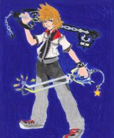 Roxas by Puja723