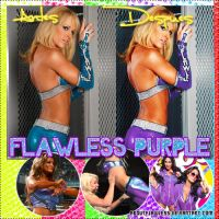 Flawless Purple Action by AboutFlawless