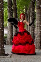 Madame Red The Light Fantastic by HollyGloha