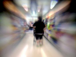 Lensbaby LM-10 Test Grocery Store by LDFranklin
