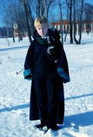 Draco Malfoy Cosplay by KateFromMoon