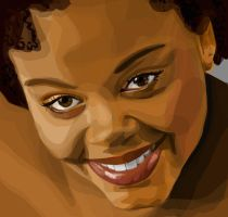 Jill Scott by Wonderland101