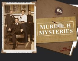 Murdoch Mysteries by Shevaara