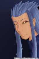 Xmas09 - Saix by Midnight-Dark-Angel