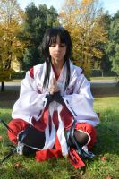 COSPLAY Hana of GATE 7 by CLAMP in Lucca C G 2011 by Giuliart3