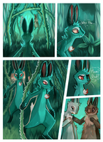 Crossed Claws ch5 p21 by geckoZen