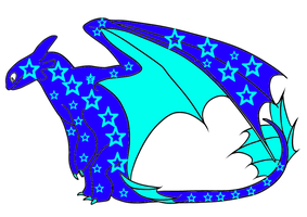 night fury ice star by mysterie2001