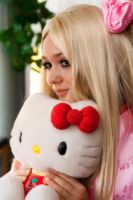 Cosplay: Hello Kitty. by Alexia-Muller