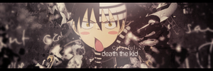 Death the kid sig by Colorful-27