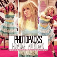 +Hannah Montana 7. by FantasticPhotopacks