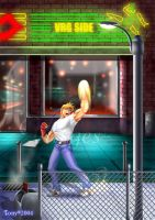 Street Of Rage 2 by Varges