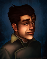 Bolin by daPatches