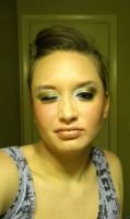 Champagne Makeup 3 by CrazyPicChick