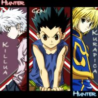 Hunter X Hunter by Aggravated-Attorney