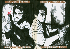 Torrance, Tango and Cash by CJZ
