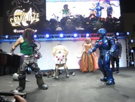 Comikaze Expo 2014: Cosplay Contest 32 by iancinerate