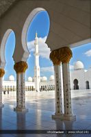 Zayed Mosque by Nihadov