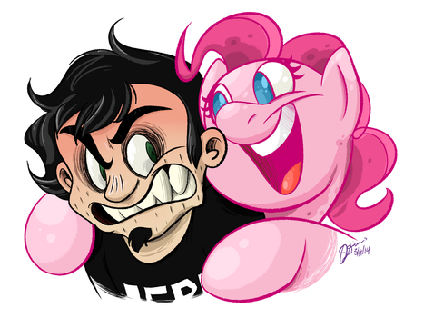 Come On And Smile! by AllHailWeegee