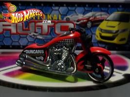 Hot Wheels Collector Series Scorchin' Scooter by idhotwheels