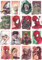 Spiderman Archives 3 by kohse