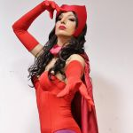 Scarlet witch by valentinachan