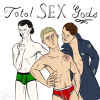 Total SEX gods by ExtremlySelfishChild