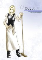 Vexen- Cleaning Master by ryuchan