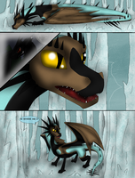 Traitor Element Page 11 by Uglypenguin