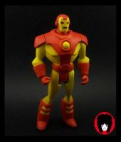 Iron Man JLU Custom by EnzoSixx