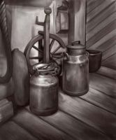 Still Life by SketchMonster1