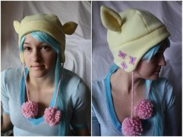 mlp: fluttershy hat by resubee