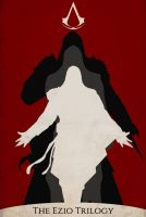 Assassin's Creed The Ezio Trilogy by GingerJMEZ