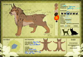 WVS Lynxpaw of Willowclan by XxSoaringHeartxX