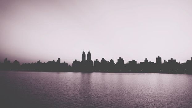 He was too romantic about Manhattan VSCO Red Edit by atLevel1Alt