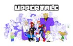 UNDERTALE WITH BORING HUMANS by VampireMeerkat
