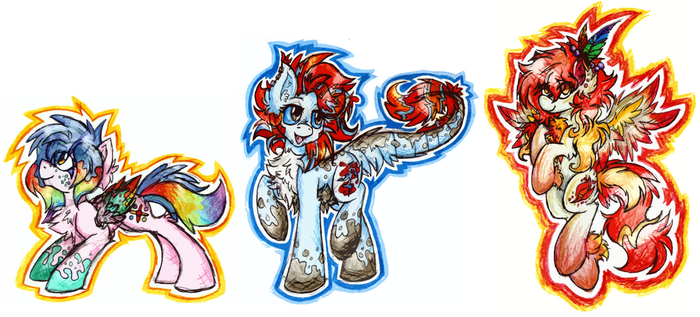 PONY ADOPTS ~ POINTS/PAYPAL ~ CLOSED ~ #25 by iRoxykun