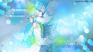 Aoba x Clear by Joliiee